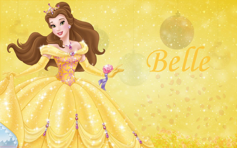 c5e760e1e Disney Belle and Prince | Princess Belle - Disney Princess Wallpaper  (23946387) - Fanpop .