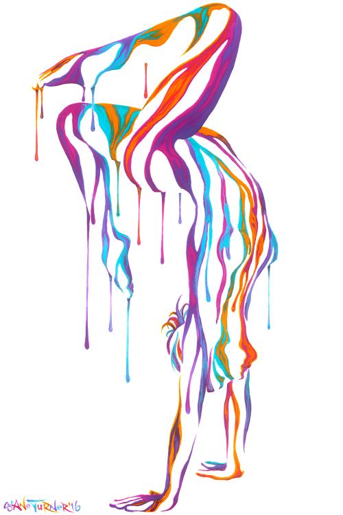 Marbe Body Paint