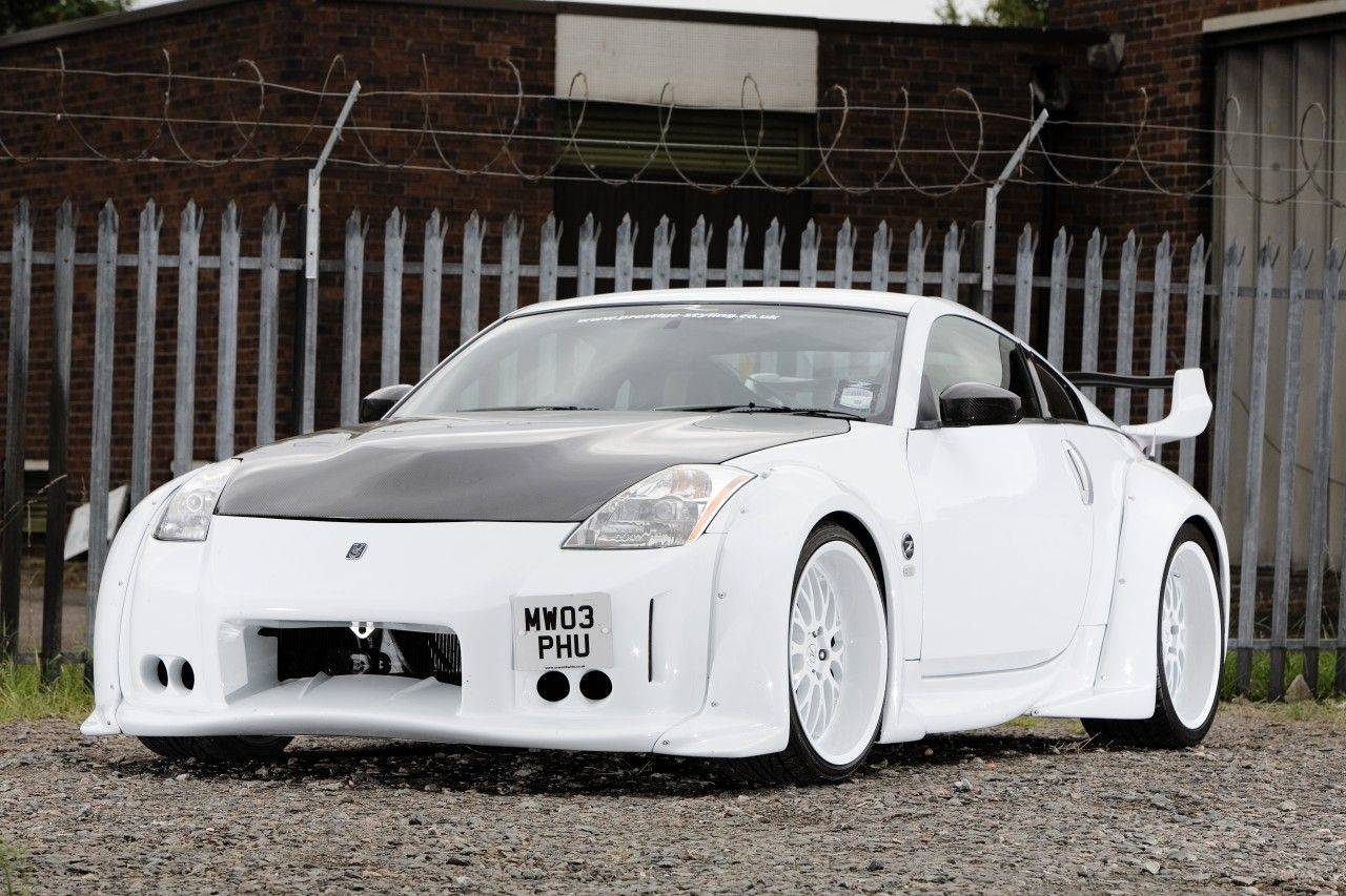 Nissan 350Z Z33 Veilside Style Version 3 Wide Aero Body kit | Nissan