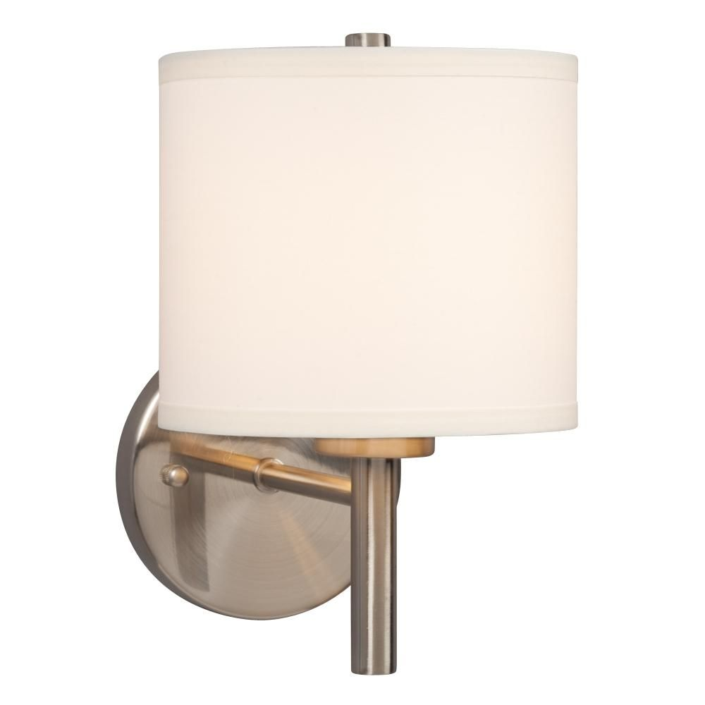 Gerrie Lighting Studio in Oakville Ontario Canada 6UDXQ Wall Sconce - Brushed  sc 1 st  Pinterest & Gerrie Lighting Studio in Oakville Ontario Canada 6UDXQ Wall ... azcodes.com