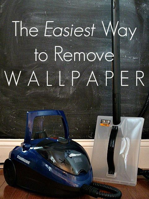 This Is The BEST Way To Remove Wallpaper No Chemicals Just Steam
