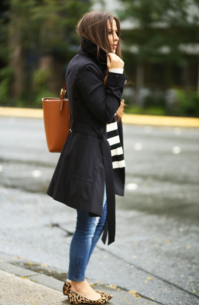 Black Trench Coat Dress Cori Lynn, All Black Trench Coat Outfit