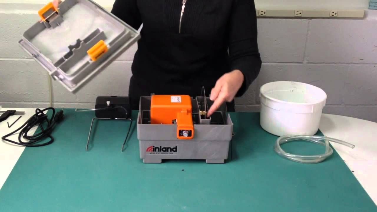 inland grinder SwapTop™ Diamond Table Saw Assembly