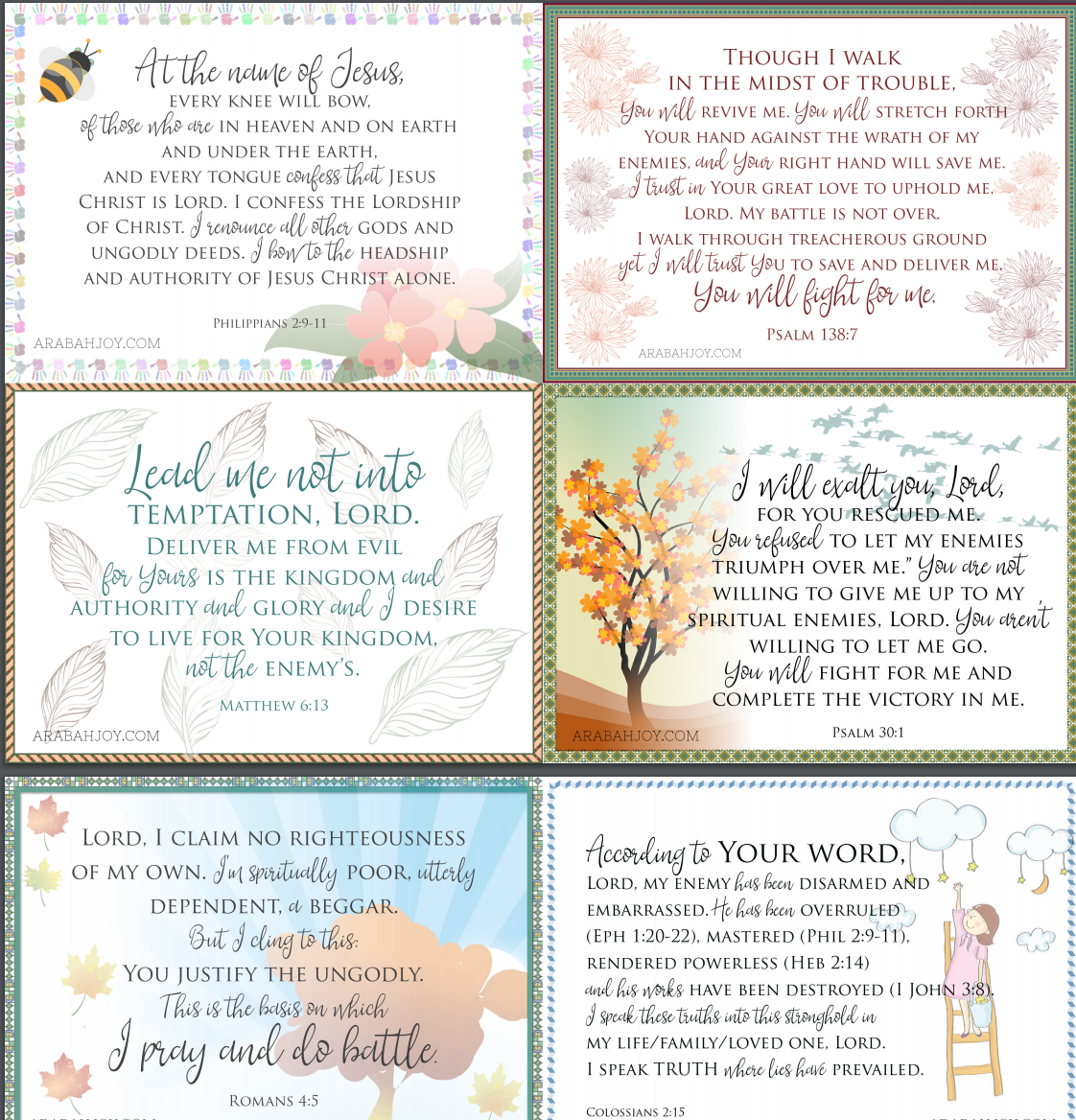 10 Powerful Scriptures For War Room Prayers Free Printable War Room Prayer Prayer Strategies War Room