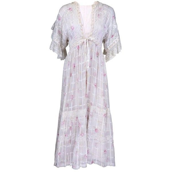 Vintage 1910s Edwardian Dressing Gown – THE WAY WE WORE ($695 ...