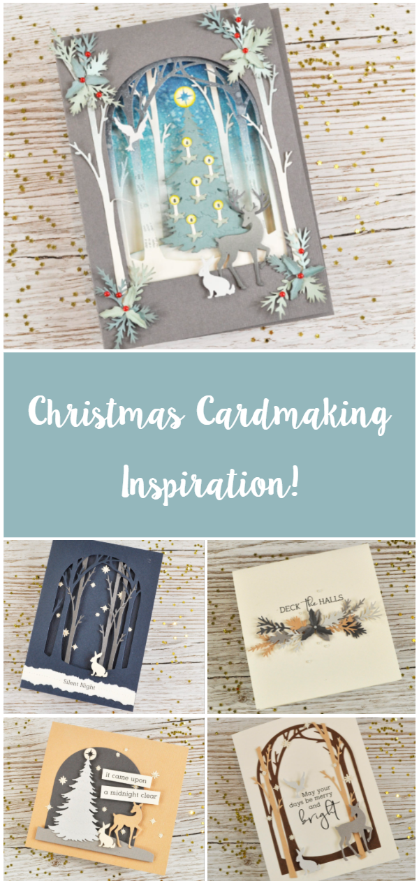 Christmas Cardmaking Inspiration!