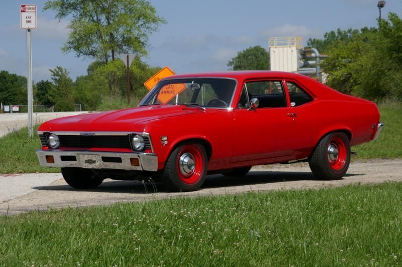 1968 Chevrolet Nova Solid Texas Car Fresh 383 Copo Look See Video