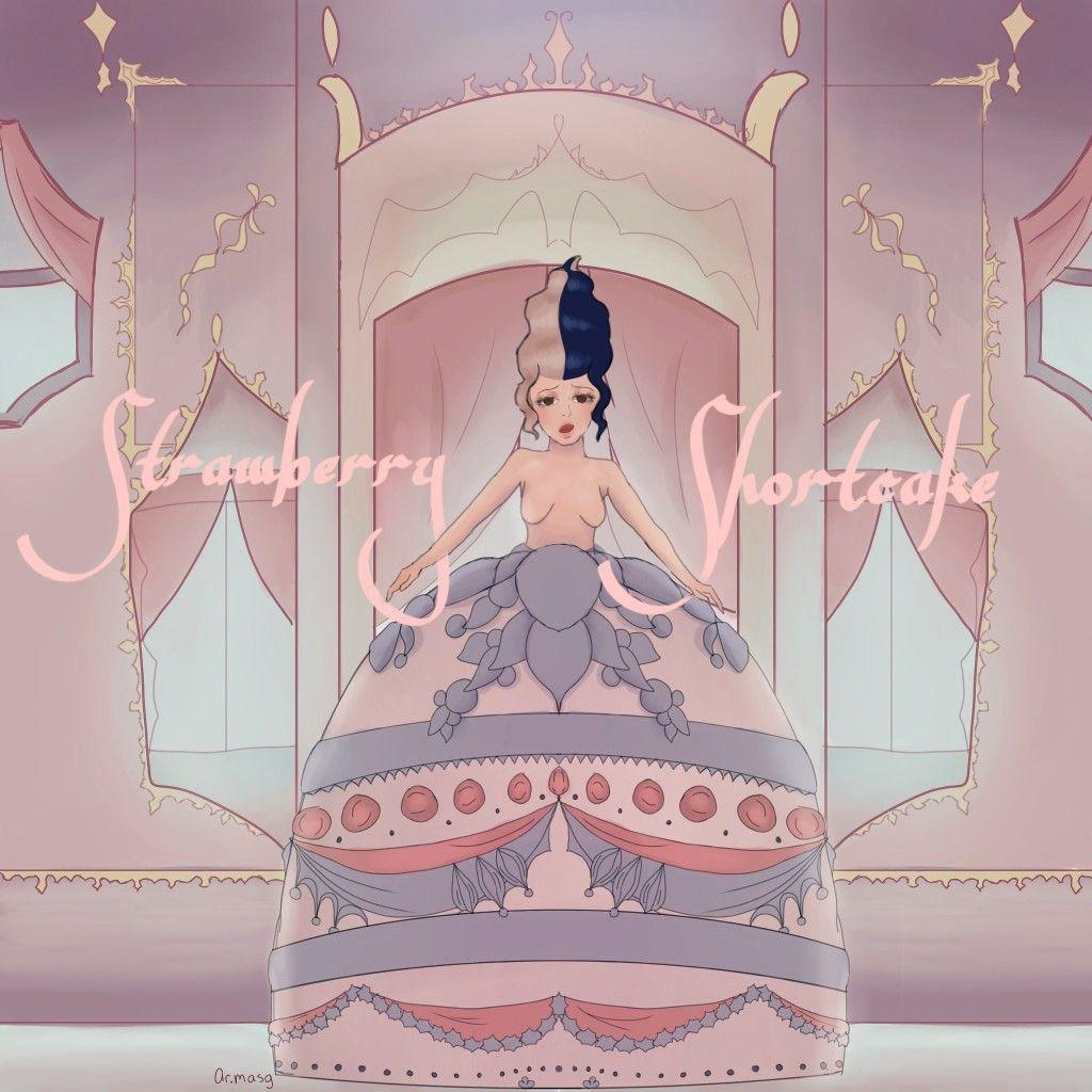 K12 Strawberry Shortcake Melanie Martinez Melanie Martinez Drawings Melanie Martinez Melanie Martinez Anime