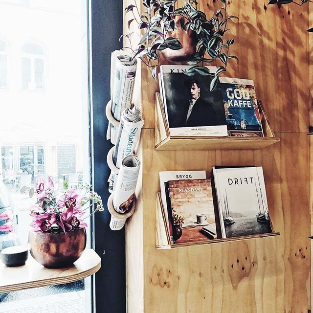 Refinery, Berlin (Mitte) In Love With This Corner ♥ . Tolle Idee