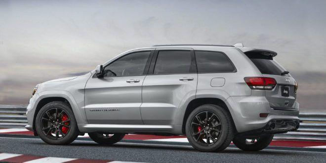 Prediction Jeep Grand Cherokee Trackhawk To Make 575 Horsepower Jeep Grand Cherokee Srt Jeep Grand Cherokee Jeep Grand