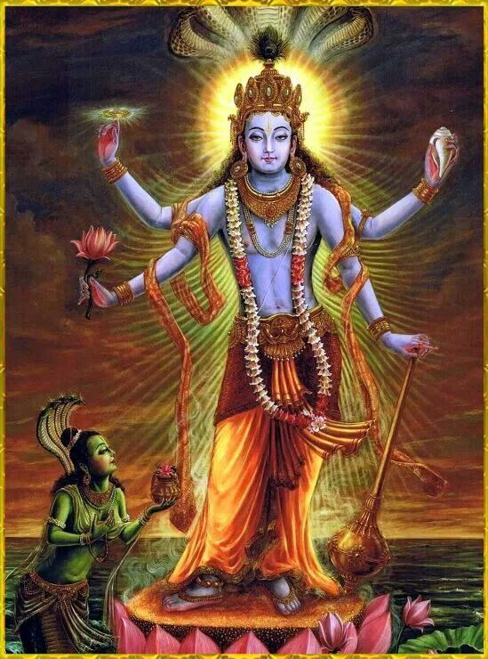 Image result for Lord Narayana
