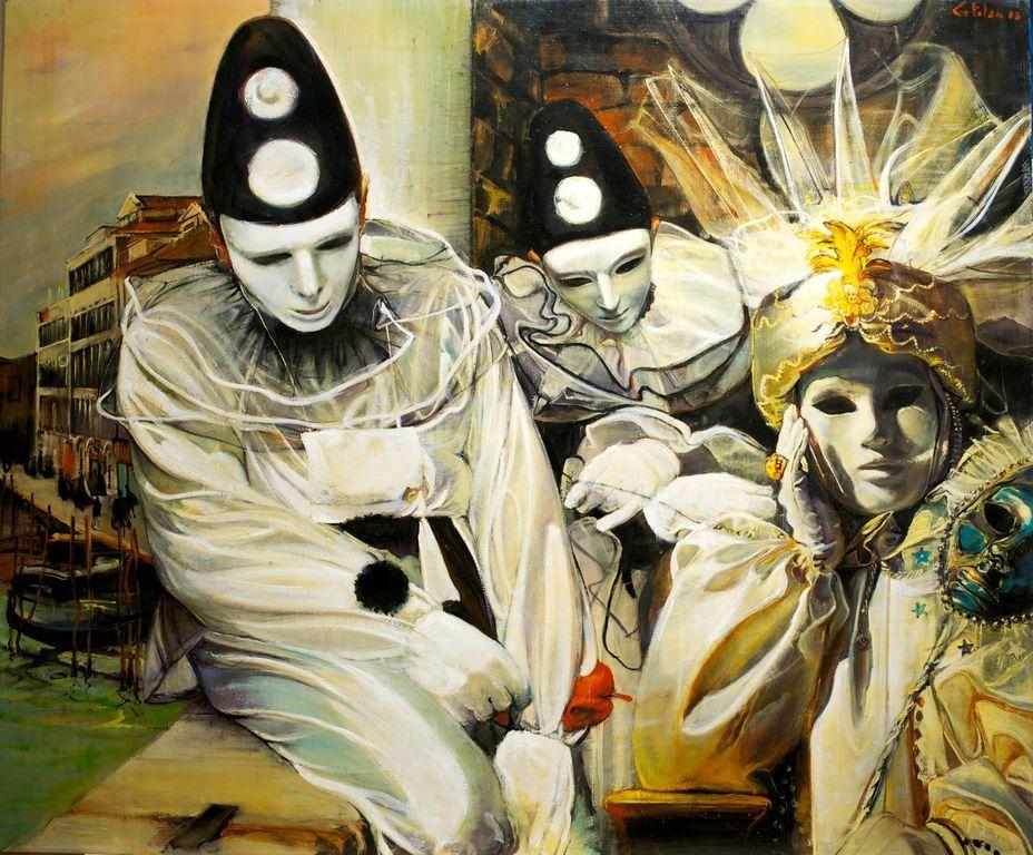 Carnaval Veneciano by Marco Ortolan $4503