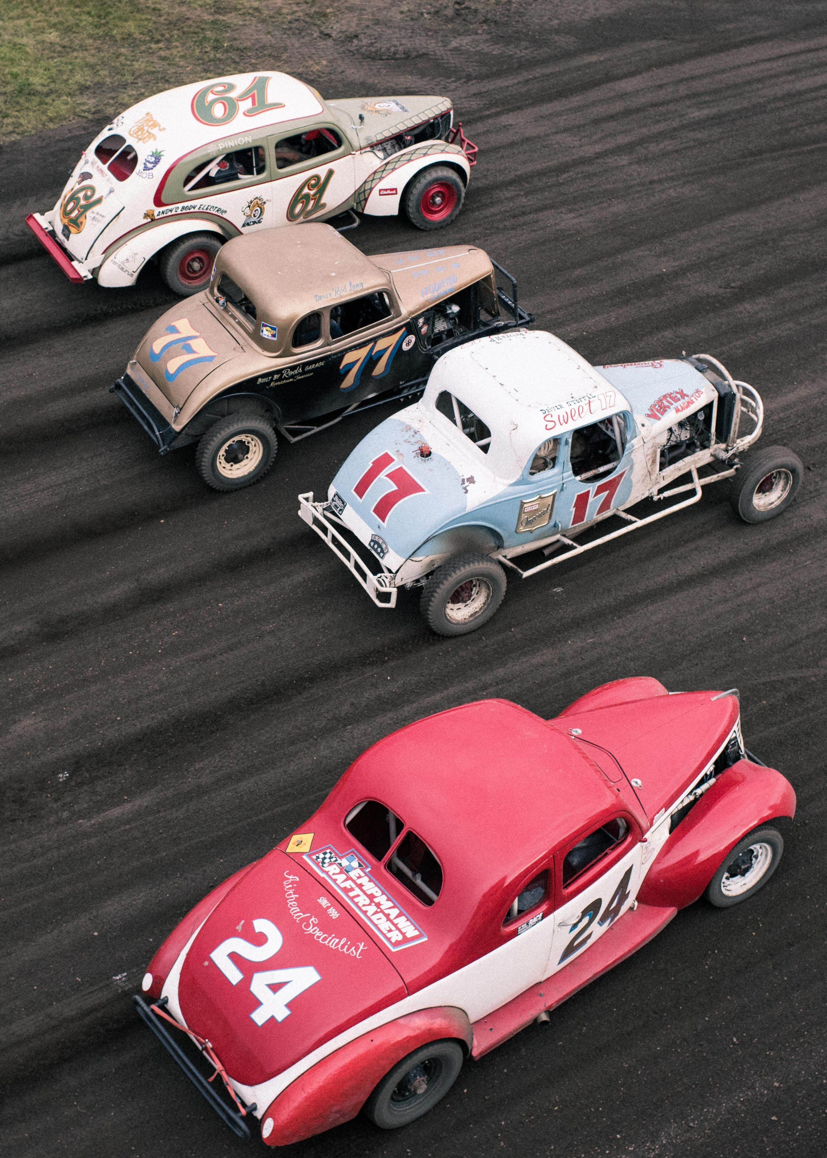 Old School Racing at the Hindenberg Speedway by Nicolas Prado ...