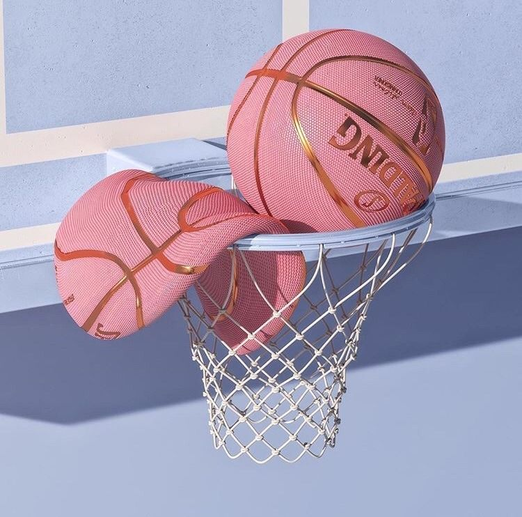 Like pornoes Pink basketball, Pink aesthetic, Pastel