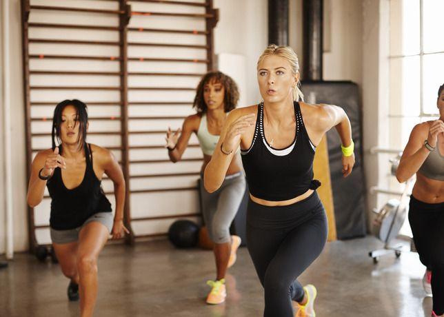 Maria Sharapova als Drill Instructor im Nike+ Training Club | Sports Insider…