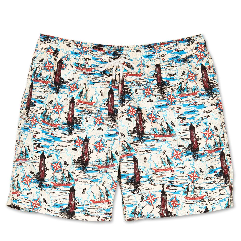 910db1b52a3de Bluemint mens swim trunks. Bluemint swimwear is perfect on the beach or at  the bar, every guys essential for this summer. Style: Arthur, Light house
