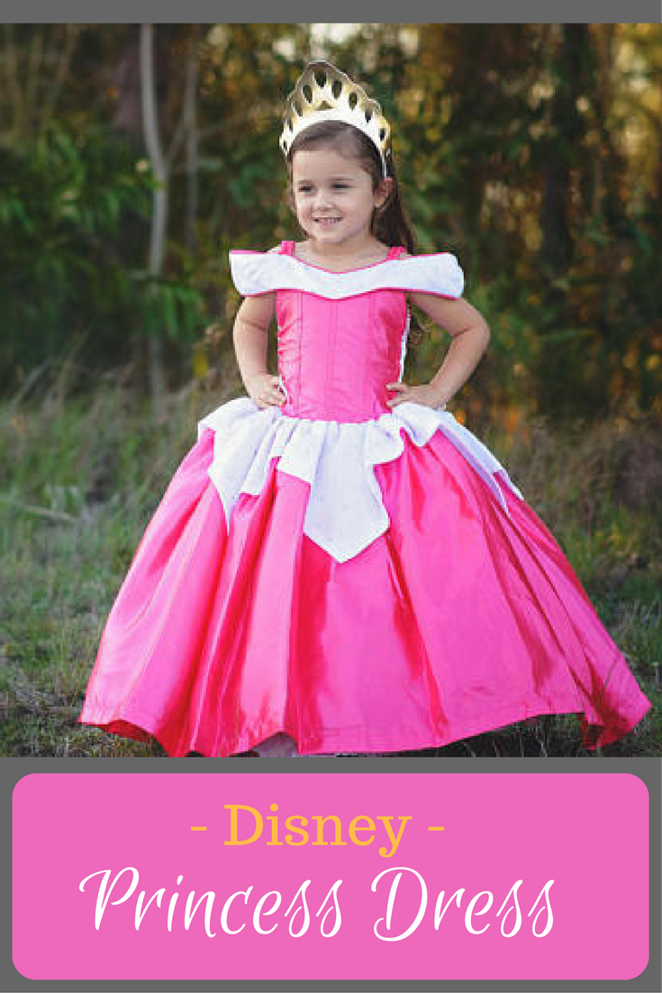 Sleeping Beauty Dress / Inspired Disney Princess Dress Aurora Costume / Ball gown style for toddler child girls baby #disney #ad  sc 1 st  Pinterest & Sleeping Beauty Dress / Inspired Disney Princess Dress Aurora ...