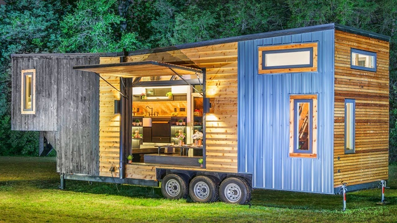 absolutely beautiful tiny house the escher from new on beautiful tiny home ever id=22955