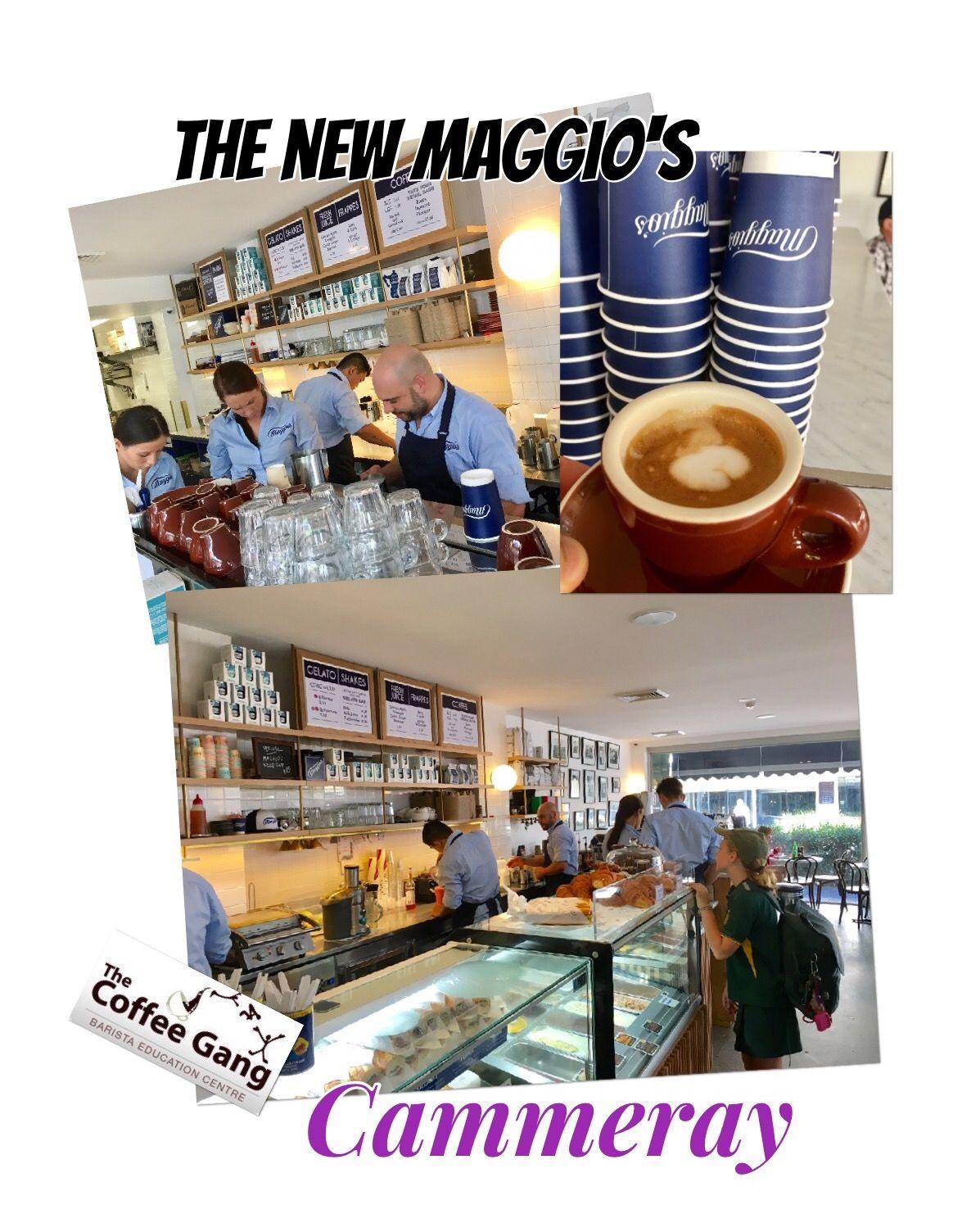 Maggio s - Cammeray - Sydney - coffee Grand Cru 8 10  thecoffeegang   maggioscafe  grandcru  trubarista  coffee  coffeelover  coffeeworld   cafelife ... 025692a2954