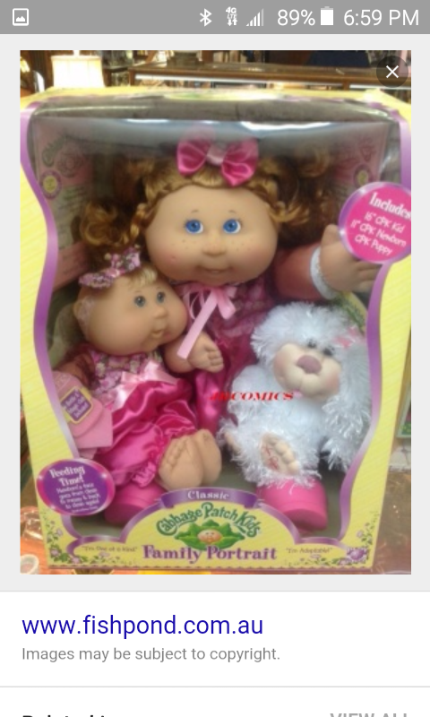 A Different Set Cabbage Patch Babies Cabbage Patch Dolls Cabbage Patch Kids Dolls