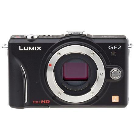 Panasonic Dmc Gf2 Digital Camera Panasonic Lumix Panasonic