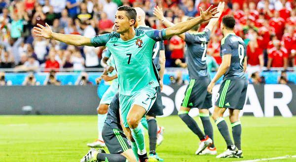 Portugal y Cristiano regresan a una final