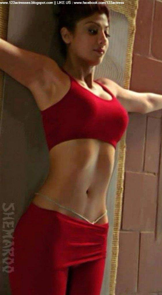 Shilpa shetty hot and sexy yoga pics collection with very ...