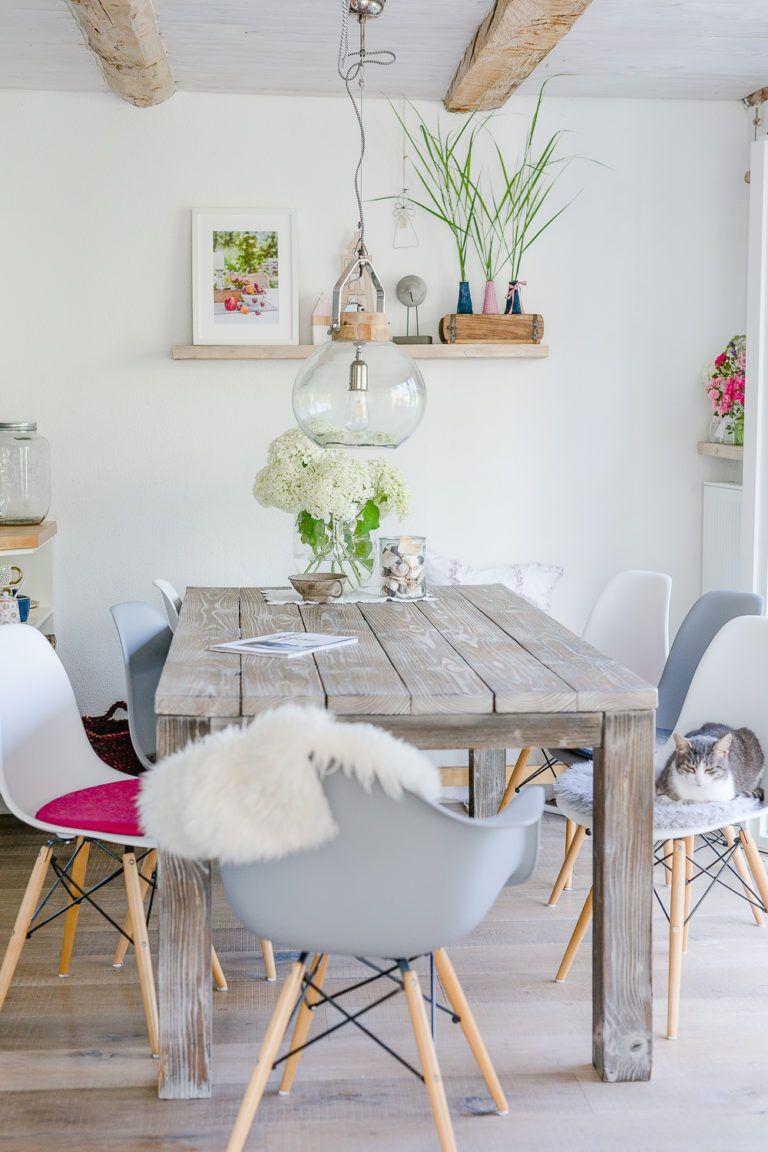 Photo of Dekorieren im Hamptons Style oder der maritime Landhausstil • Pomponetti
