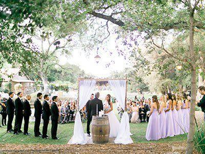 Wedding Temecula Creek Inn All Inclusive Venue In Southern