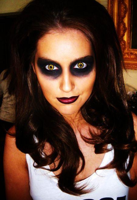 scary halloween makeup creatures of the night makeup dublin emma farrell - Scary Halloween Eye Makeup