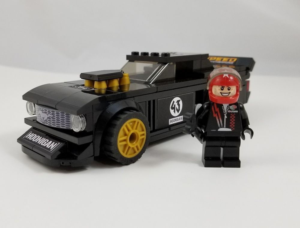 Hoonigan Mustang Toy Car