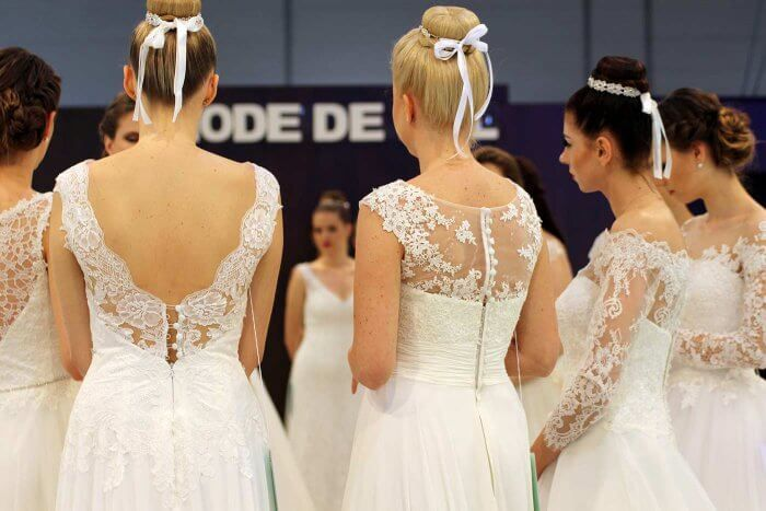 WOW! Die absoluten Brautkleider Trends für 2018 - Spitze, Vintage ...