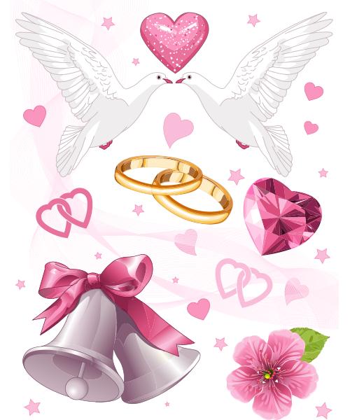 Bells Rings Doves Wedding Bells Clip Art Wedding Art Wedding Clipart