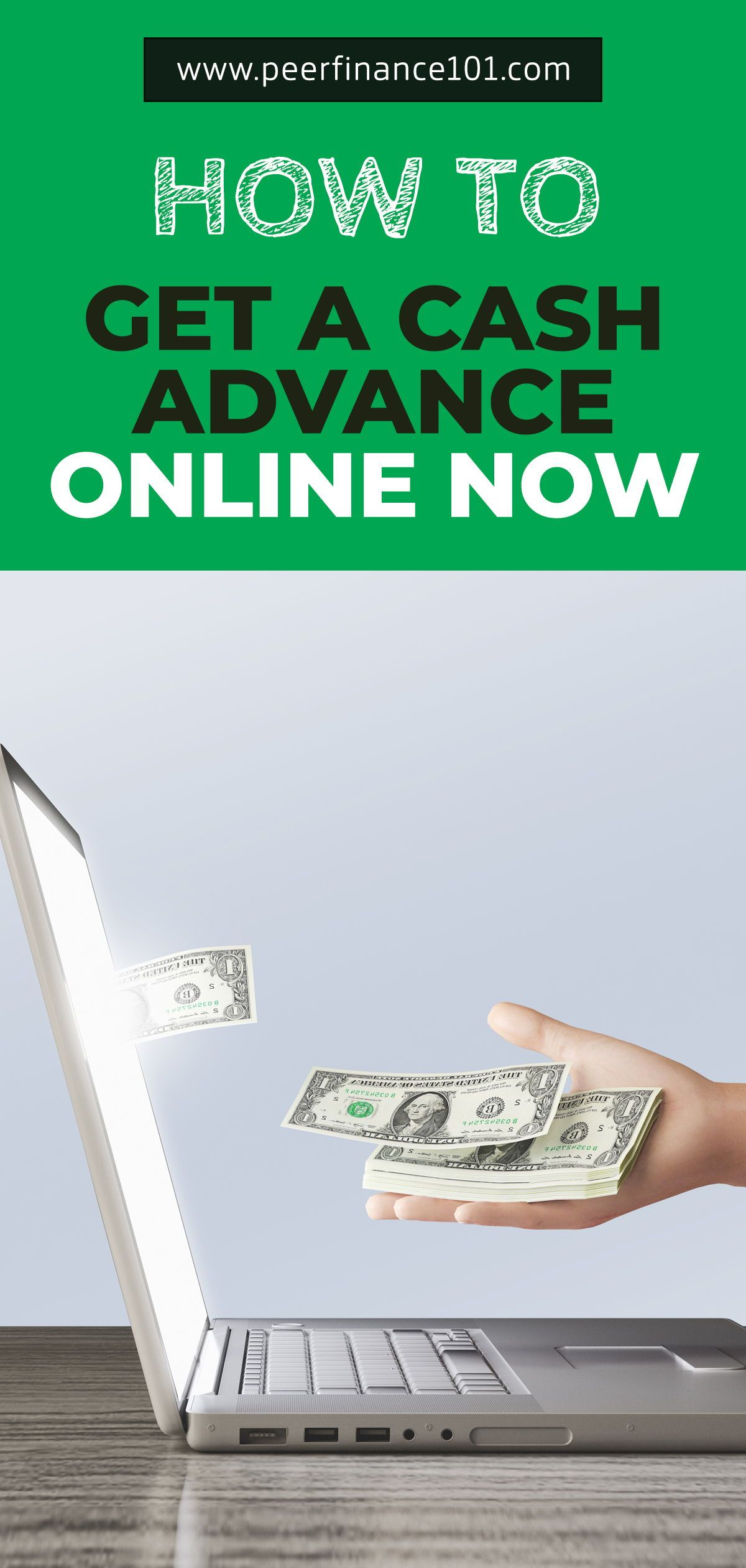 How To Get A Cash Advance Online For Bad Credit Cash Advance Loans Payday Loans Cash Advance