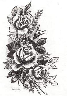 Tatuaje Flor Tatuaje Flores Este Tatuaje Conseguir Tatuaje
