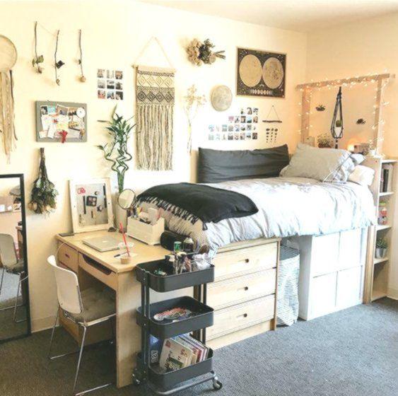 26 Best Dorm Room Ideas That Will Transform Your Room #modernbedroom #bedroomide #cutedormrooms