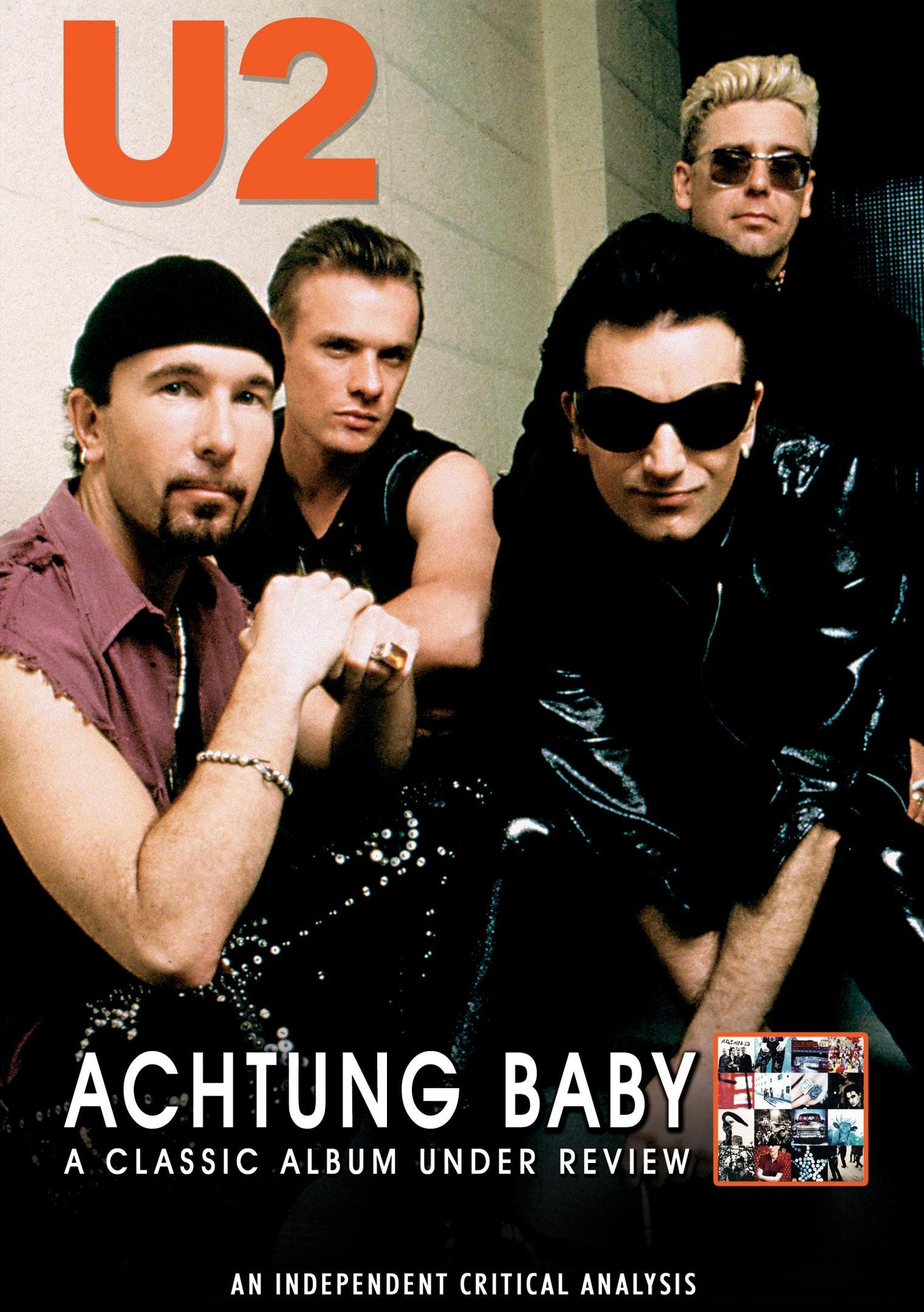 Pin by Lilly Marie on U2 | Achtung baby, Best albums