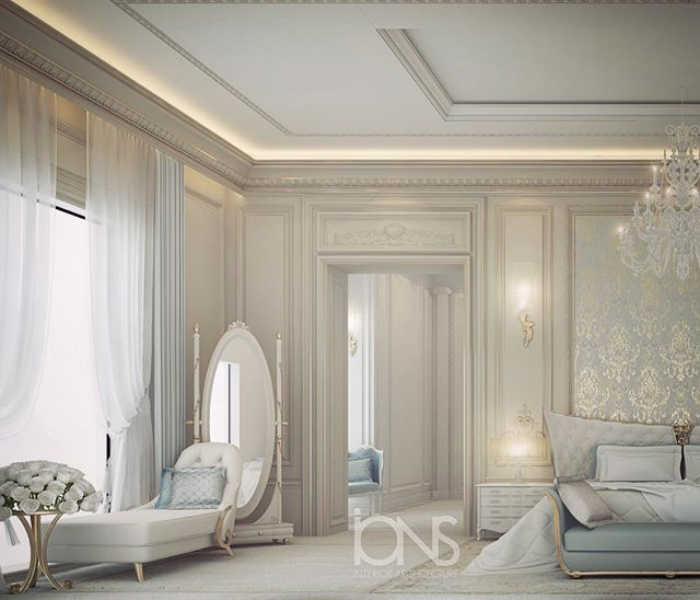 Master Bedroom Design O Private Palace