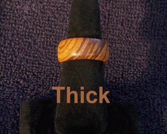 Handmade Zebrawood Wood Ring by DonBurdaDesign on Etsy, $25.00  https://www.etsy.com/listing/177484696/handmade-zebrawood-wood-ring?