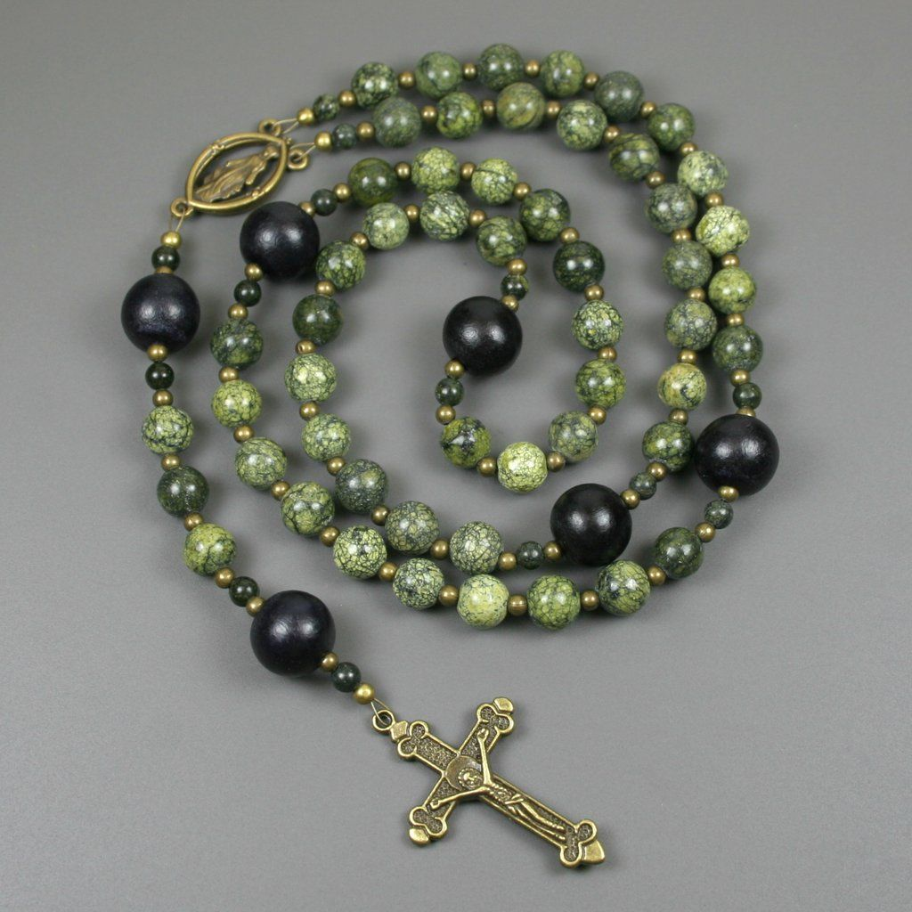 VIDA Leather Accent Tag - the rosary by VIDA j6RcRoo4YV