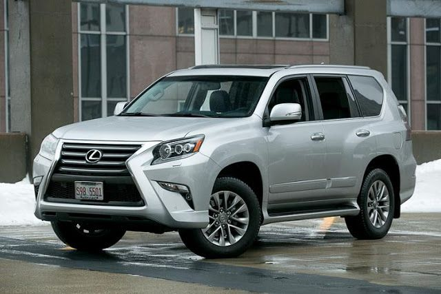 New And Used Cars 2017 Lexus Gx 460