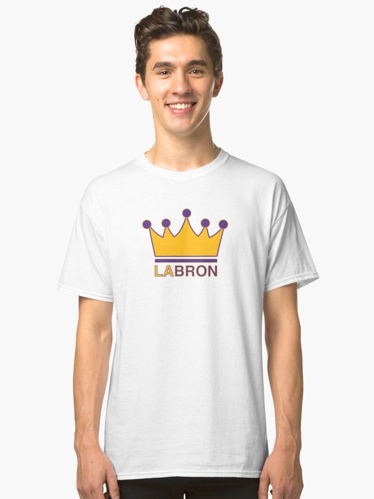 b3e7b3987ca4 This looks like the perfect kid labron shirt to support the new la lakers  player Lebron James             Lebron is here in Los Angeles Lakers!!! •  Also buy ...