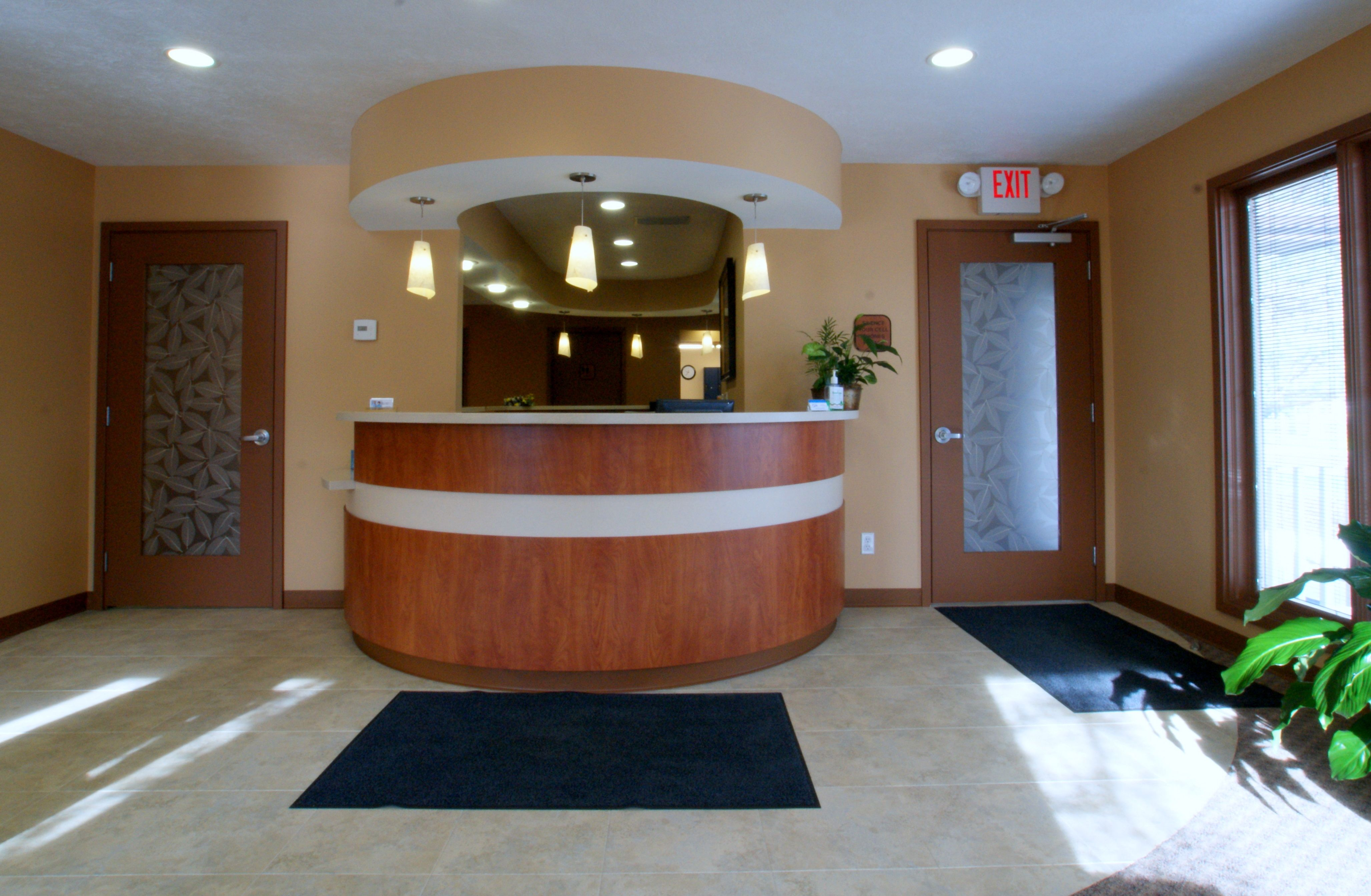 dental office reception design | Quick Look at a Dental Office Design Element - Küster Dental Weblog