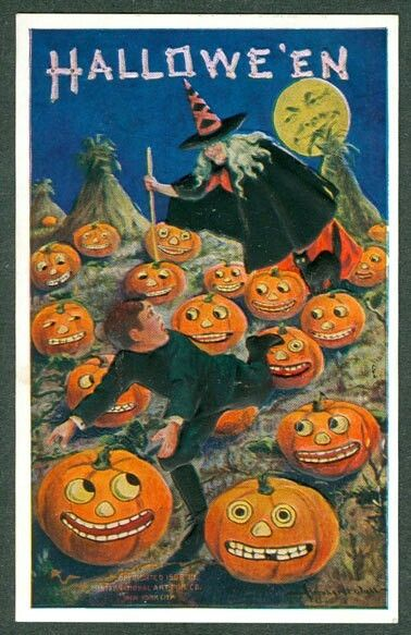 More fun Vintage Halloween :)