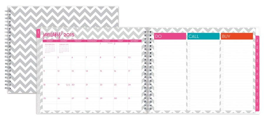 dabney lee ollie weekly monthly planner love the daily to do lists