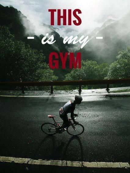 This is my Gym! #cycle http://www.funkierbikeusa.com/