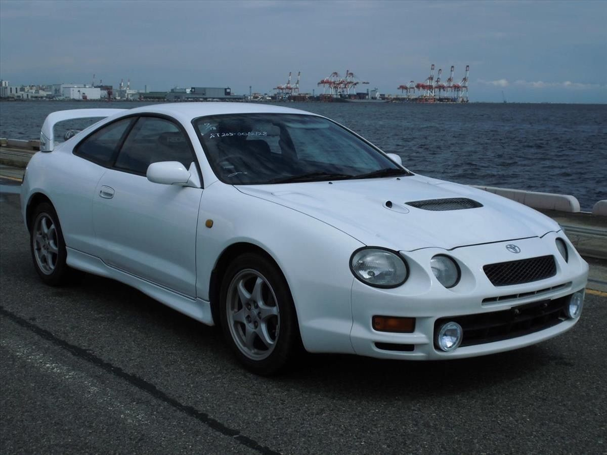 This toyota celica gt4 gt-four - fresh import - finance available is ...