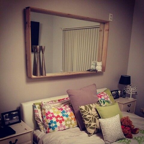 Recycled Mirror - DIY Ideas