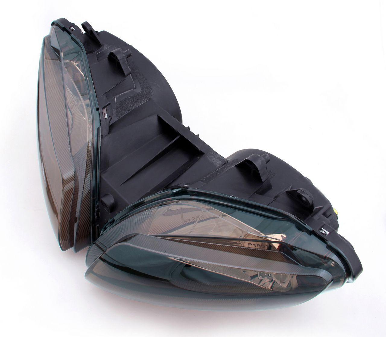Headlight Yamaha Yzf R1 Smoke Lenses 2002 2003 Yamaha Yzf R1 Yamaha Yzf Yamaha