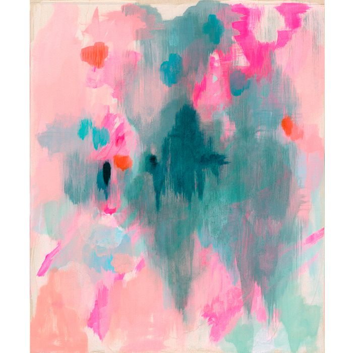 "Belinda Marshall<br>""No Pressure""<br>Art Tea Towel"